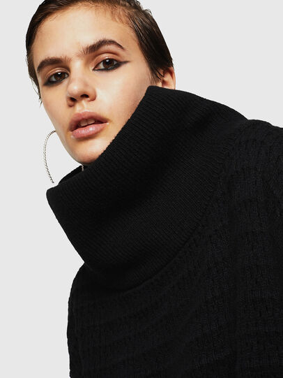Diesel - MELLEY, Black - Knitwear - Image 4