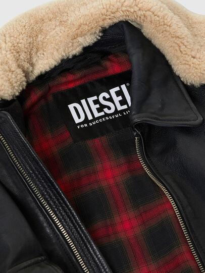 Diesel - L-STEPHEN,  - Leather jackets - Image 3