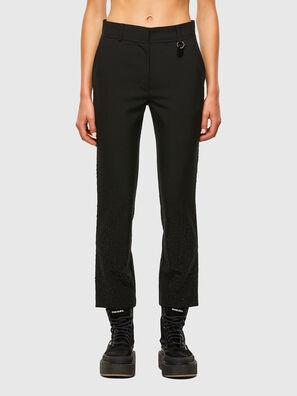 P-IDAS-A, Black - Pants