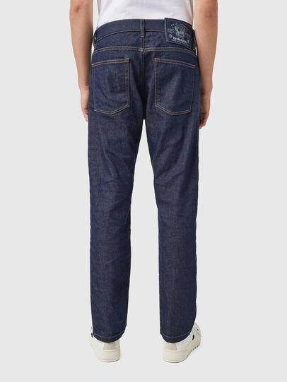 Diesel - D-Viker 09B28, Dark Blue - Jeans - Image 2