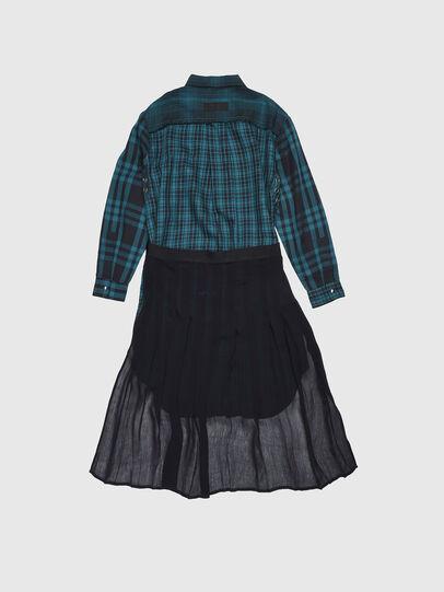 Diesel - DBAGGY, Green/Black - Dresses - Image 2