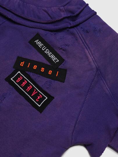 Diesel - STRATY, Violet - Sweaters - Image 3