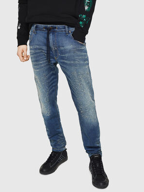 Krooley JoggJeans 069HG, Medium blue - Jeans
