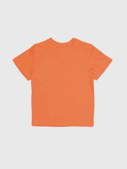 Diesel - TDIEGOXB, Orange - T-shirts and Tops - Image 2