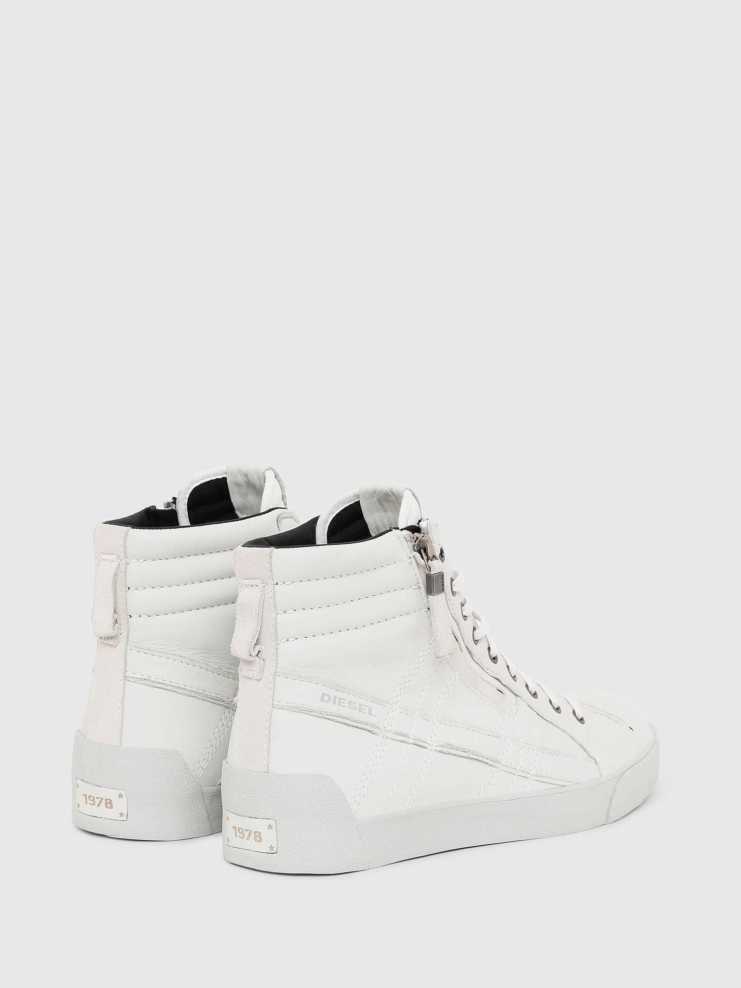D-STRING PLUS Men: High-top sneakers