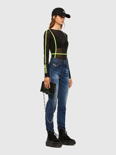 Diesel - D-Joy 009ET, Medium blue - Jeans - Image 5