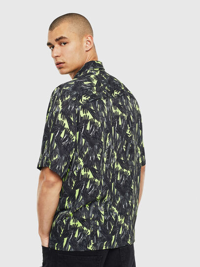 Diesel - S-ATWOOD-GLOVY, Green - Shirts - Image 2