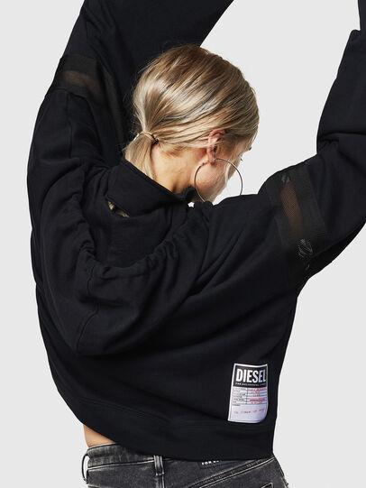 Diesel - F-AVAL,  - Sweaters - Image 4