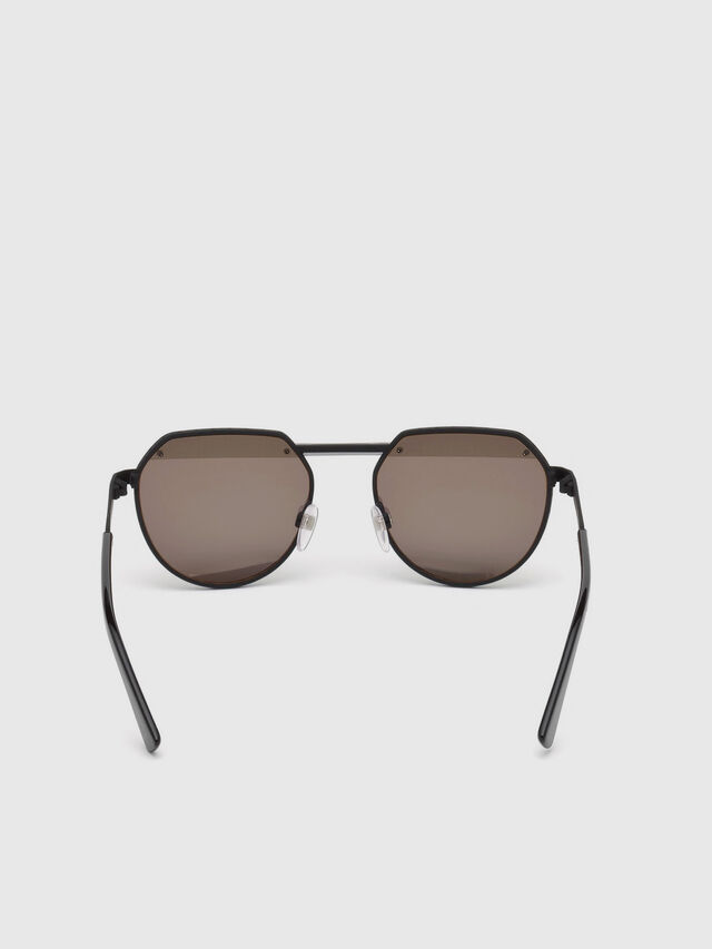 Diesel - DL0260, Black - Sunglasses - Image 4