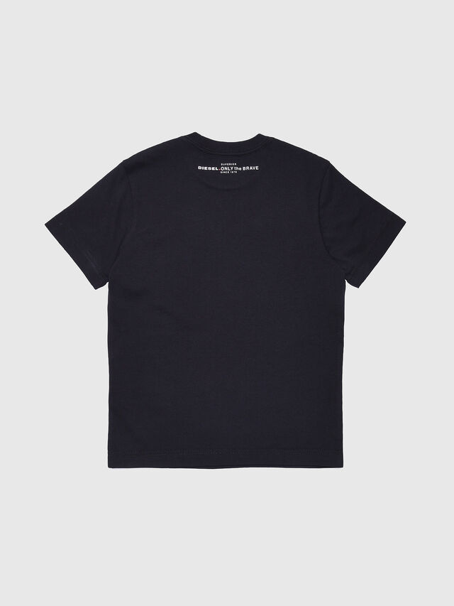 Diesel - TJUSTXS, Black - T-shirts and Tops - Image 2