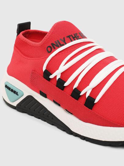 Diesel - S-KB SLG, Red - Sneakers - Image 4