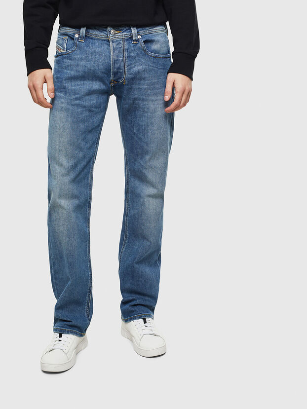 Larkee CN035, Medium blue - Jeans