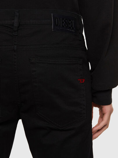Diesel - D-Amny 069EI, Black/Dark grey - Jeans - Image 4
