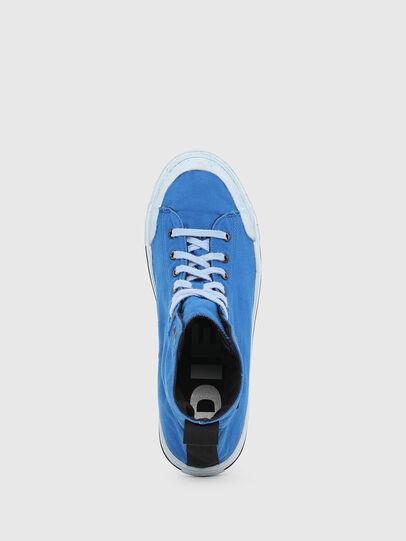 Diesel - S-ASTICO MID CUT, Blue - Sneakers - Image 5