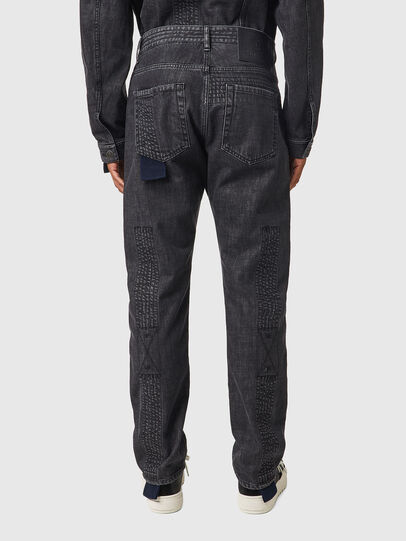 Diesel - D-Viker 0AFAF, Black/Dark grey - Jeans - Image 2