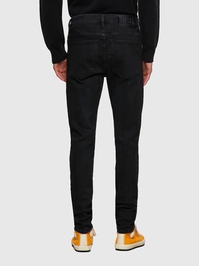 Diesel - D-Amny Z9A37, Black/Dark grey - Jeans - Image 2