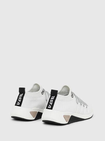 Diesel - S-KB SL II W, White - Sneakers - Image 3