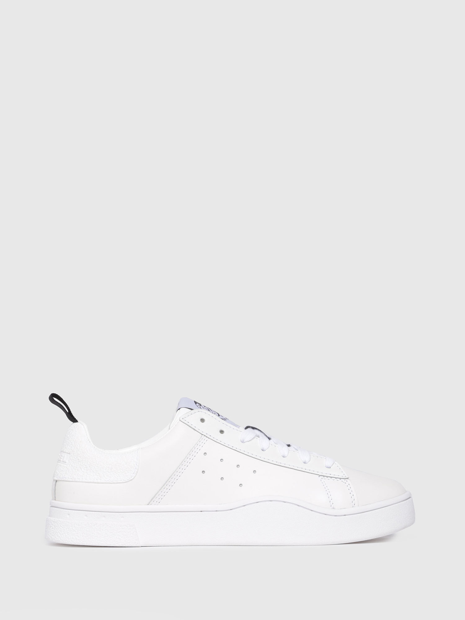 S-CLEVER LOW W Woman: Leather sneakers