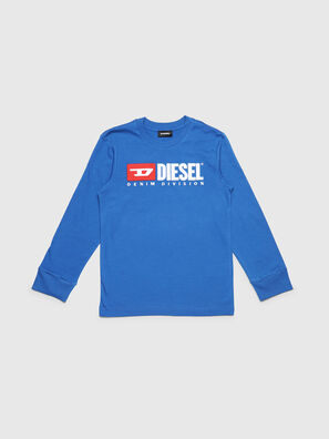 TJUSTDIVISION ML, Cerulean - T-shirts and Tops