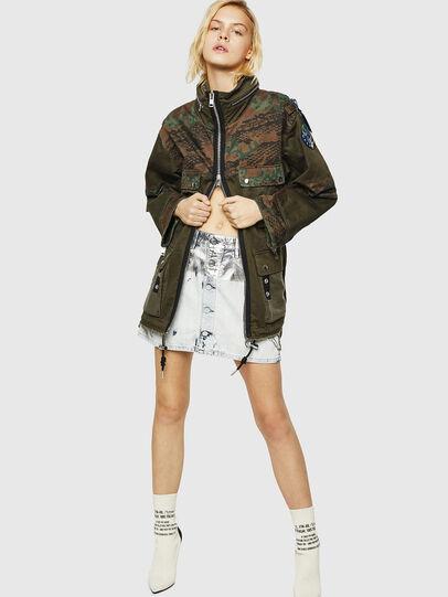 Diesel - DE-JODY-R,  - Skirts - Image 5
