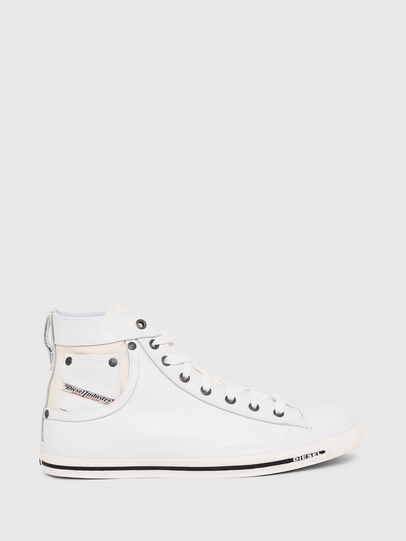 Diesel - EXPOSURE I, White - Sneakers - Image 1