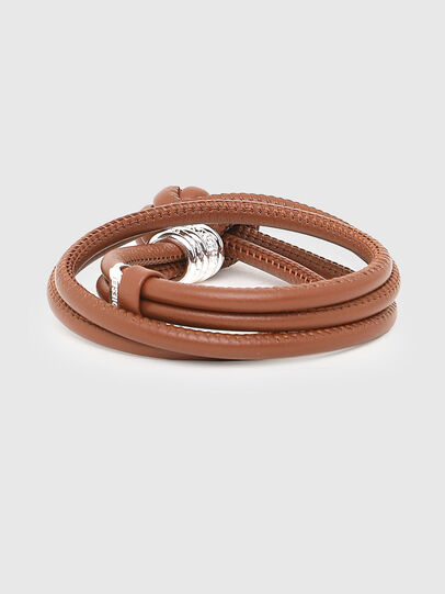Diesel - A-PUFFY, Brown - Bijoux and Gadgets - Image 1