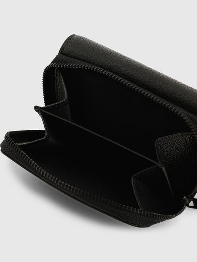 Diesel - SPEJAP, Black/Green - Small Wallets - Image 7