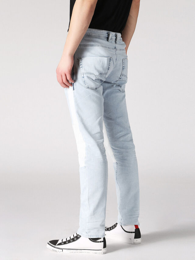 KROOLEY-BK JOGGJEANS 0687B, Light Blue