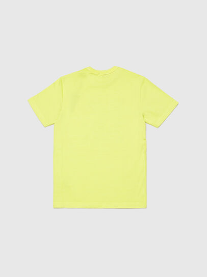 Diesel - TDIEGOB14, Yellow - T-shirts and Tops - Image 2