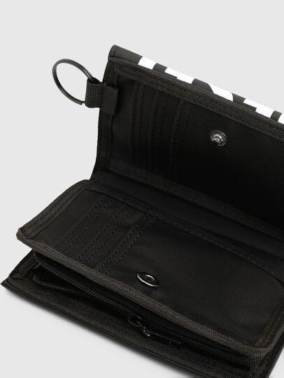 Diesel - YOSHI II, Black - Small Wallets - Image 6