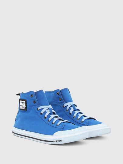 Diesel - S-ASTICO MID CUT, Blue - Sneakers - Image 2