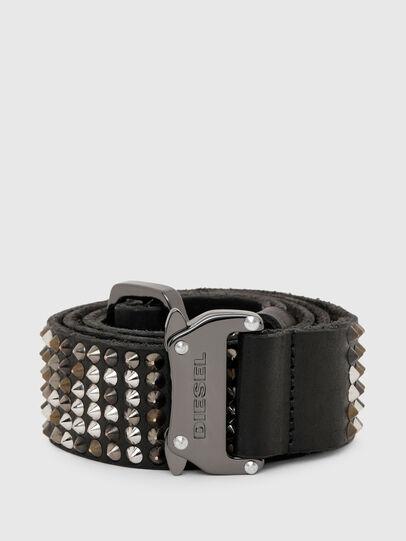 Diesel - B-FULSTAD, Black - Belts - Image 1