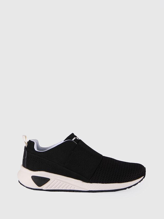 Diesel - S-KB ELASTIC, Black - Sneakers - Image 1