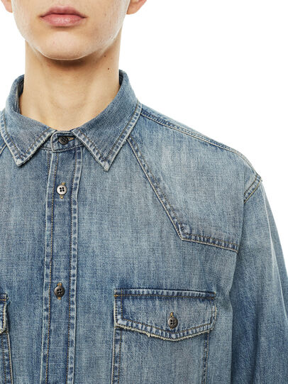 Diesel - SUVER-D,  - Shirts - Image 3