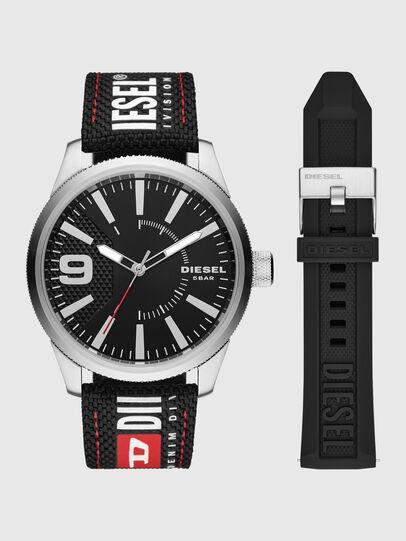 Diesel - DZ1906, Black - Timeframes - Image 1