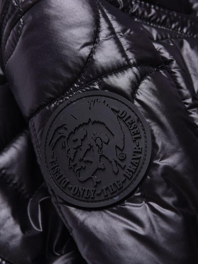 Diesel - JALL, Black - Jackets - Image 3