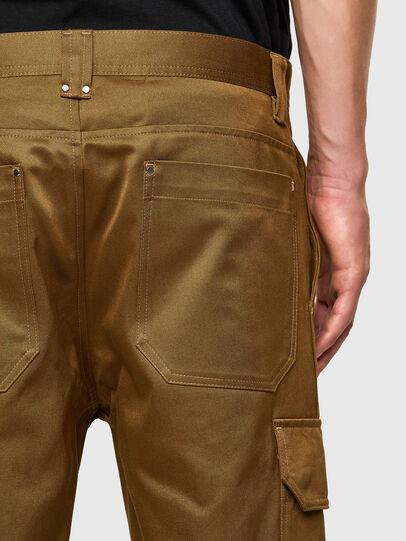 Diesel - P-BAKER, Brown - Pants - Image 5