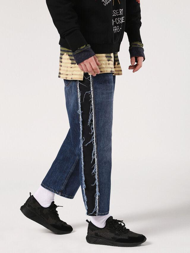 FLIP-E 084TE, Blue jeans