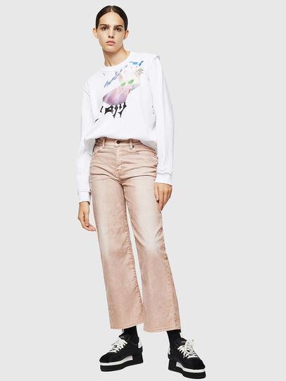 Diesel - F-LYANY-G, White - Sweaters - Image 5