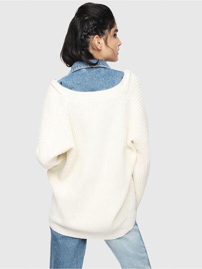 Diesel - M-DOUBLES,  - Knitwear - Image 2