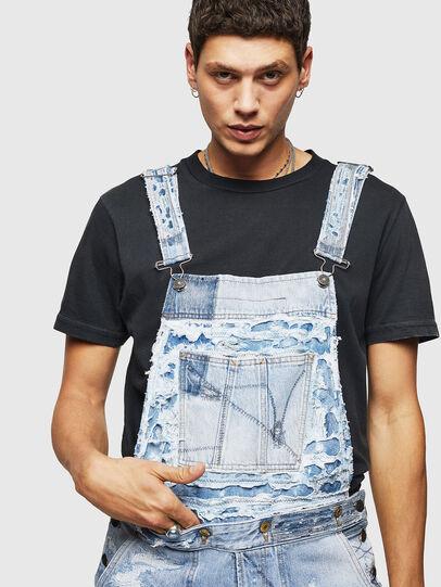 Diesel - D-HARU-SY, Blue Jeans - Jumpsuits - Image 6