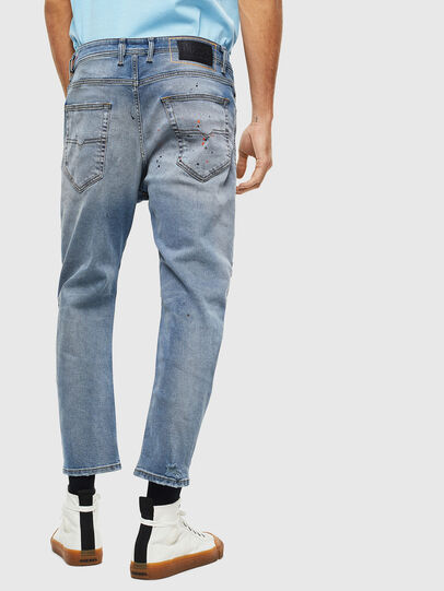 Diesel - Narrot 009BN, Medium blue - Jeans - Image 2