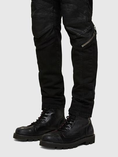 Diesel - D-Strukt 069TH, Black/Dark grey - Jeans - Image 5