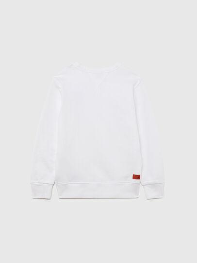 Diesel - UMLT-SWILLYZ, White - Sweaters - Image 2