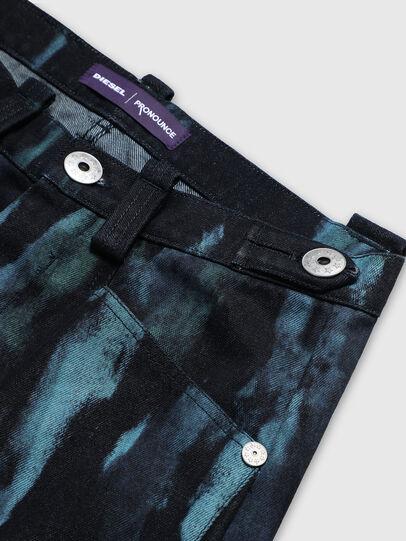Diesel - PR-PT03A, Dark Blue - Pants - Image 4