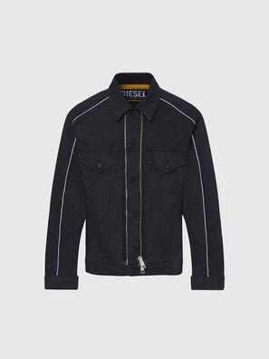 D-BRAVY-SP JOGGJEANS, 02 - Denim Jackets