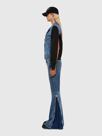 Diesel - D-Ferenz 009JD, Light Blue - Jeans - Image 4