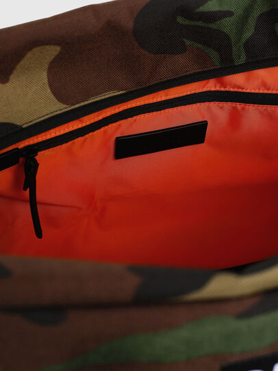 Diesel - SOLIGO, Green Camouflage - Travel Bags - Image 6