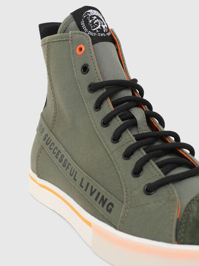 Diesel - S-DVELOWS ML, Military Green - Sneakers - Image 4
