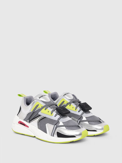 Diesel - S-SERENDIPITY LC EVO, White - Sneakers - Image 2